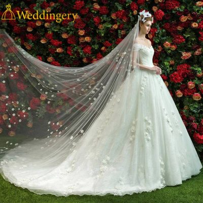 How to choose the right wedding dress? There are so many models, which one will fit me? How to measure yourself wedding dress online? https://weddingery.com