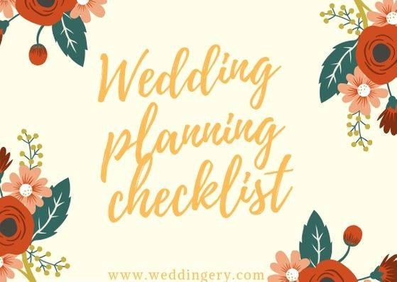 The Ultimate Wedding Planning Checklist https://weddingery.com