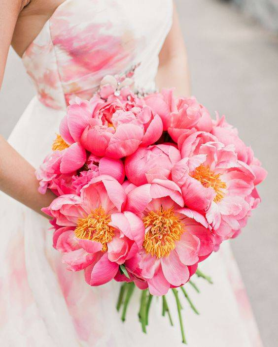 The Prettiest Bouquets for Your Summer Wedding https://weddingery.com